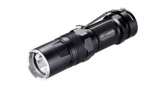 NITECORE LED SRT 3 Defender zaklamp zwart
